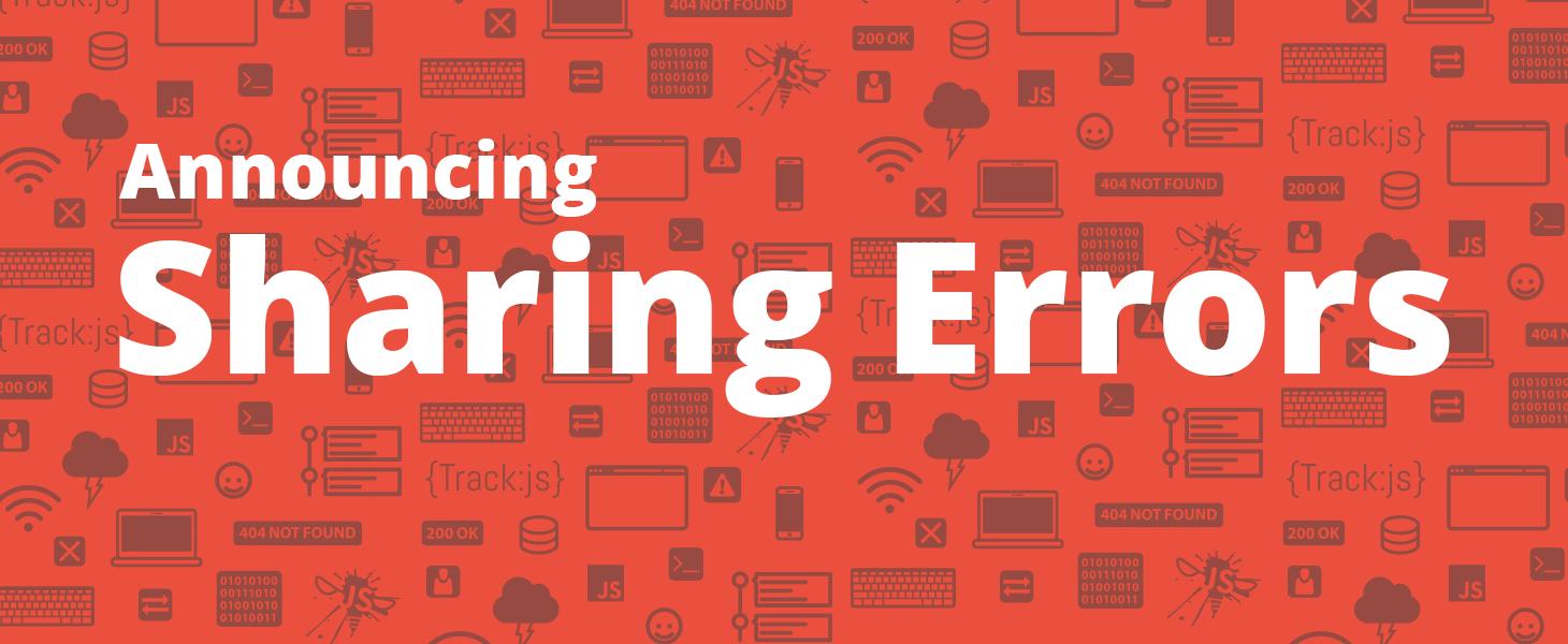 Sharing Error Reports