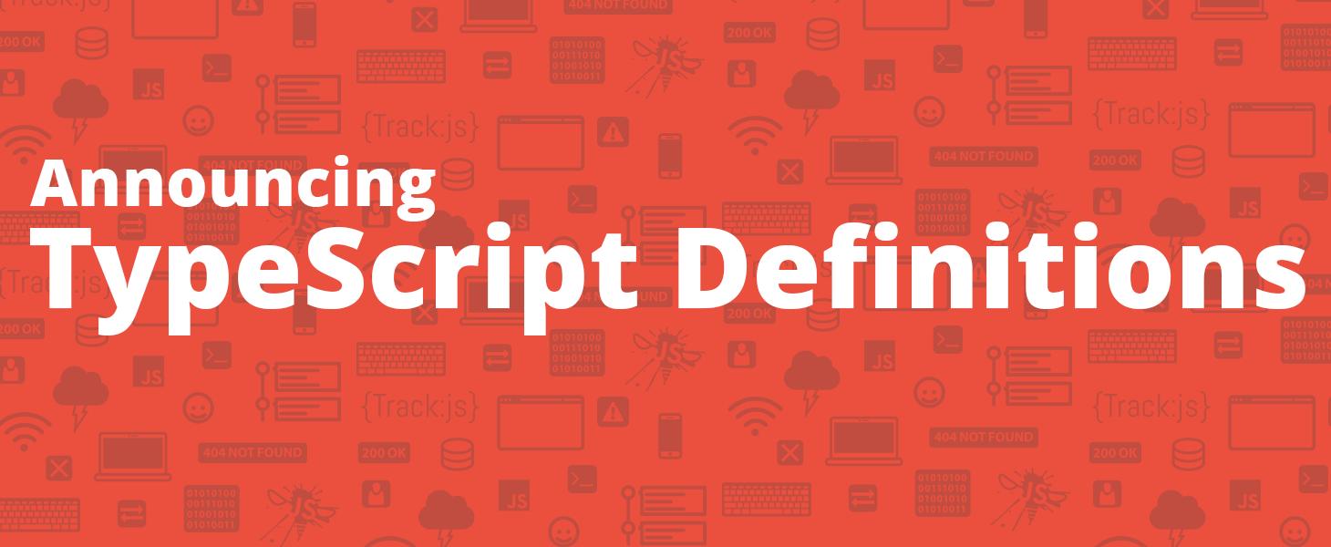 Tracker TypeScript Definitions