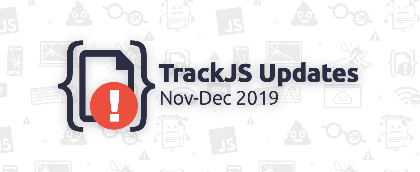 November-December 2019 Product Updates